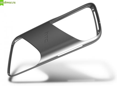 Обзор HTC Sensation - корпус