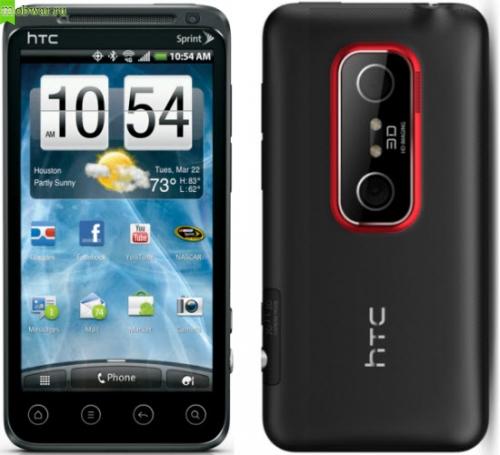 HTC EVO 3D - анонс обзора