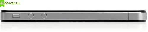боковые кнопочки iPhone4