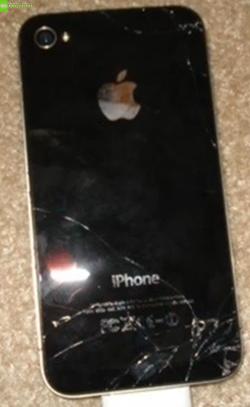 iPhone 4 стекло
