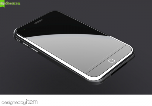 iPhone 5 design variant 1