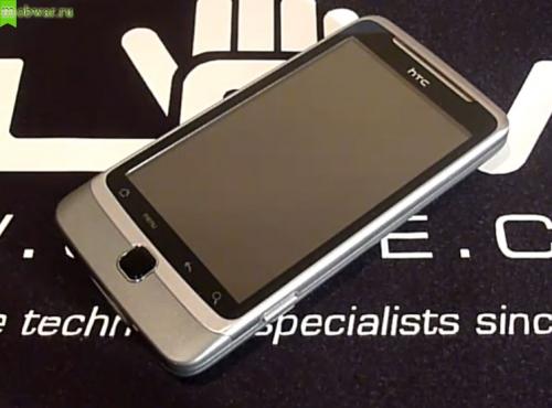 Обзор HTC Desire Z