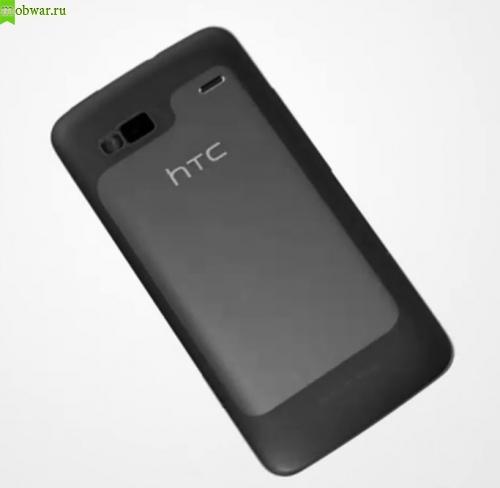Обзор HTC Desire Z Камера