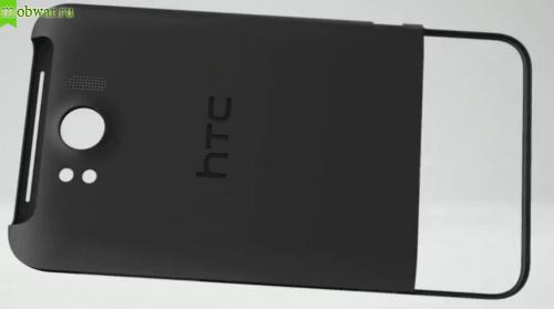 HTC Titan — Корпус