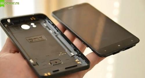 HTC Titan корпус
