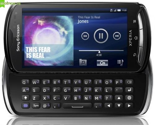 Анонс обзора Sony Ericsson Xperia Pro