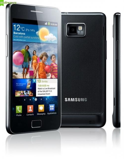 Анонс Samsung Galaxy S II