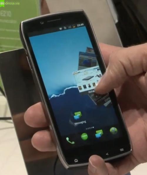 Анонс обзора Acer Iconia Smart – технические характеристики