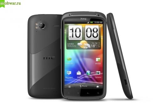 Анонс обзора HTC Sensation – технические характеристики