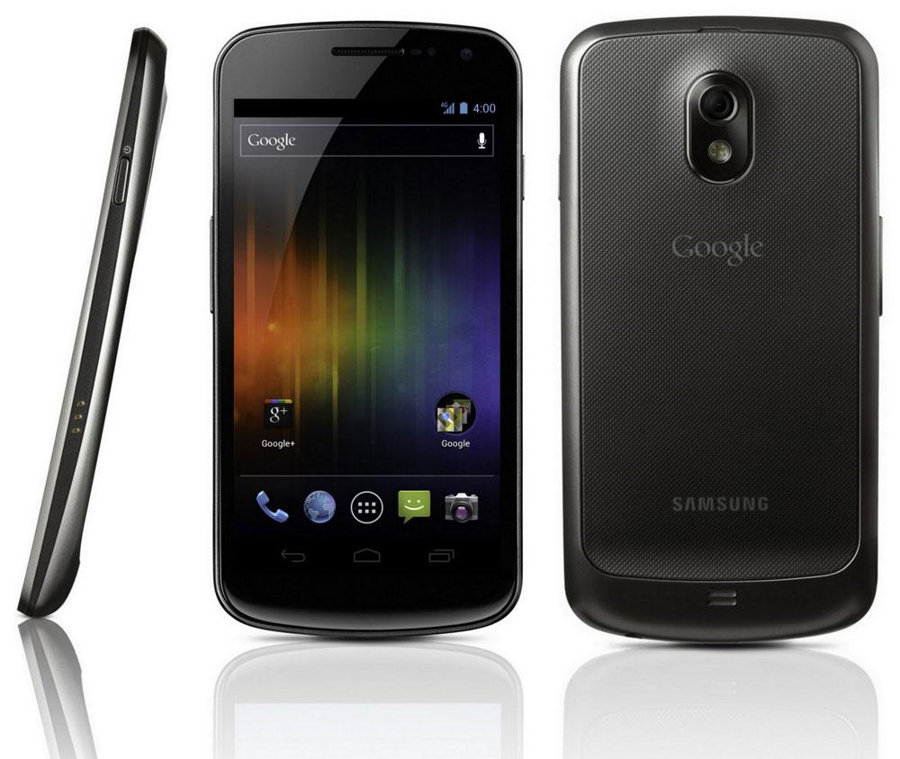Обзор Samsung Galaxy Nexus – технические характеристики