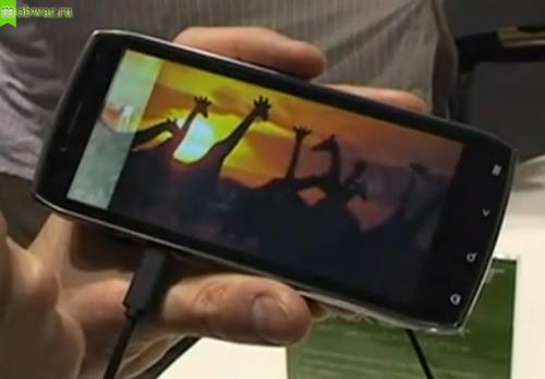 Обзор Acer Iconia Smart – технические характеристики