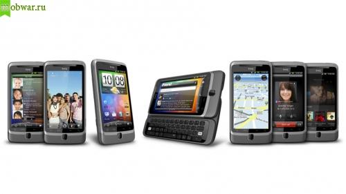 Анонс обзора HTC Desire Z