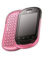 LG Optimus Chat C550 – технические характеристики
