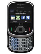 Motorola Karma QA1 – технические характеристики