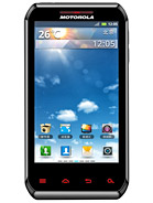 Motorola XT760 – технические характеристики