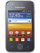 Samsung Galaxy Y TV S5367 – технические характеристики