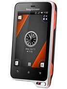 Sony Ericsson Xperia active – технические характеристики