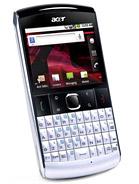 Acer beTouch E210 – технические характеристики