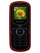 alcatel OT-305 – технические характеристики