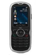 alcatel OT-508A – технические характеристики