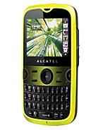 alcatel OT-800 One Touch Tribe – технические характеристики