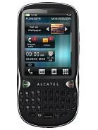 alcatel OT-806 – технические характеристики