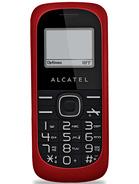 alcatel OT-112 – технические характеристики