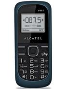 alcatel OT-113 – технические характеристики
