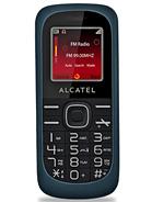 alcatel OT-213 – технические характеристики