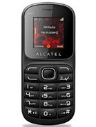 alcatel OT-217 – технические характеристики