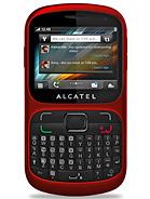 alcatel OT-803 – технические характеристики