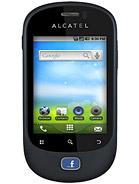 alcatel OT-908F – технические характеристики