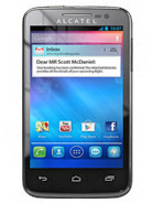 alcatel One Touch M'Pop – технические характеристики