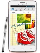 alcatel One Touch Scribe Easy – технические характеристики