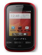alcatel OT-605 – технические характеристики
