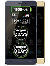Allview P9 Energy Lite – технические характеристики