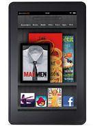 Amazon Kindle Fire – технические характеристики
