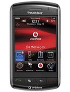 BlackBerry Storm 9500 – технические характеристики