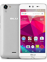 BLU Dash X – технические характеристики