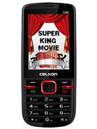 Celkon C262 – технические характеристики