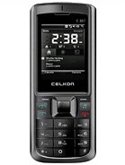 Celkon C367 – технические характеристики