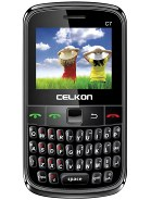 Celkon C7 – технические характеристики