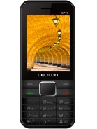 Celkon C779 – технические характеристики