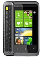 HTC 7 Pro – технические характеристики