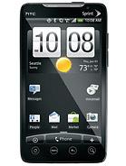 HTC Evo 4G – технические характеристики