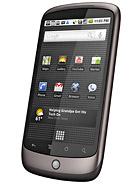 HTC Google Nexus One – технические характеристики