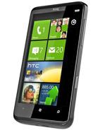 HTC HD7 – технические характеристики