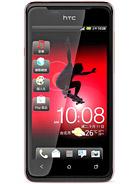 HTC J – технические характеристики