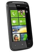 HTC 7 Mozart – технические характеристики