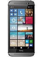 HTC One (M8) for Windows (CDMA) – технические характеристики